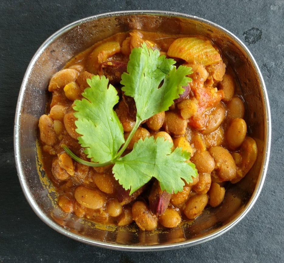Mixed Beans Punjabi Style