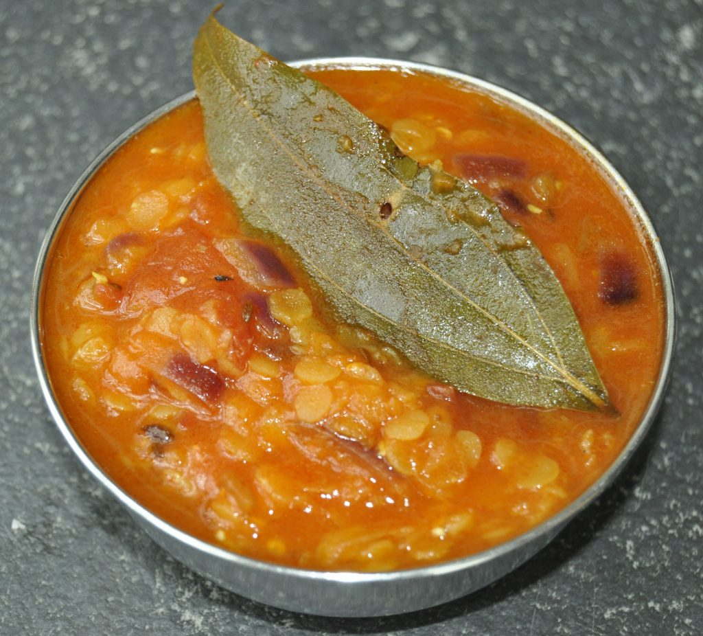 Spicy Red Dal
